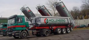 Sattelzugmaschine Hollenberg