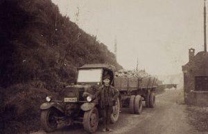 Ursprung des Baustoffhandels Hollenbergs